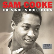 Sam Cooke: The Singles Collection (Red Vinyl) - Plak