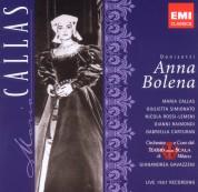 Maria Callas, Giulietta Simionato, Nicola Rossi Lemeni, La Scala Orchestra, Gianandrea Gavazzeni: Donizetti: Anna Bolena - CD