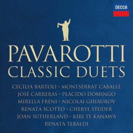 Luciano Pavarotti - Classic Duets - CD