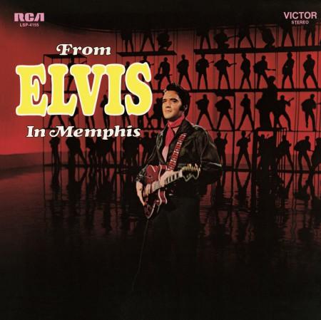 Elvis Presley: From Elvis In Memphis - Plak