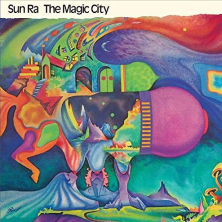Sun Ra: The Magic City +2 Bonustracks - Plak