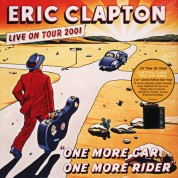 Eric Clapton: One More Car, One More Rider - Plak