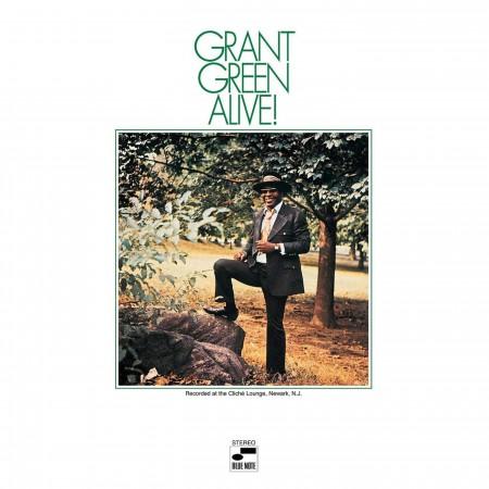 Grant Green: Alive! - Plak