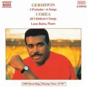Gershwin: 6 Songs  / Corea: Children's Songs - CD
