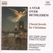 Washington Choral Arts Society: Star Over Bethlehem: Choral Jewels for Christmas - CD