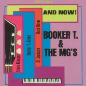 Booker T. & M.G.'s: And Now - Plak