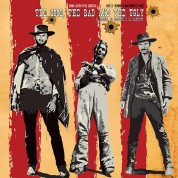 Ennio Morricone: The Good, The Bad And The Ugly (Il Buono, Il Brutto E Il Cattivo) - Plak