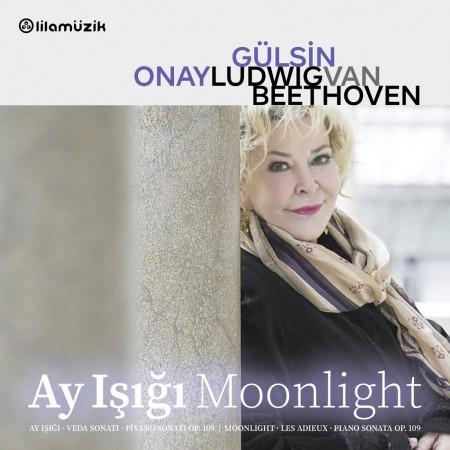 Gülsin Onay: Beethoven: Ay Işığı - CD
