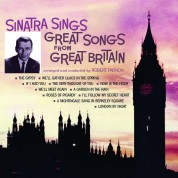 Frank Sinatra: Great Songs from Great Britain - CD