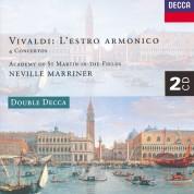 Academy of St. Martin in the Fields, Sir Neville Marriner: Vivaldi: L'estro Armonico - CD