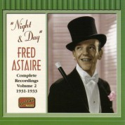 Astaire, Fred: Night and Day (1931-1933) - CD