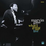 Marvin Gaye: What's Going On Live - Plak
