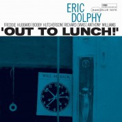 Eric Dolphy: Out To Lunch! - CD