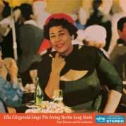 Ella Fitzgerald Sings The Irving Berlin Songbook - Plak