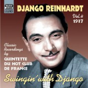 Reinhardt, Django: Swingin' With Django (1937) - CD