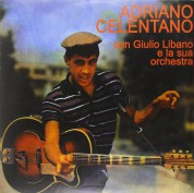 Adriano Celentano: Celentano Con Giulio Libano E La Sua - Plak