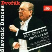 Sir Charles Mackerras, Czech Philharmonic Orchestra: Dvorak, Slavonic Dances - CD