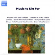 Requiem - Music To Die For - CD