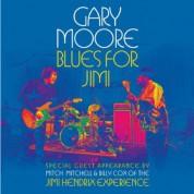 Gary Moore: Blues for Jimi - Plak