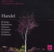 Handel: 6 Complete Operas (Admeto, Arminio, Deidamia, Radamisto, Rodrigo, Fernando, Re di Castiglia) - CD
