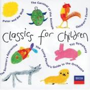Çeşitli Sanatçılar: Classics For Children - CD