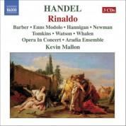Kimberley Barber, Kevin Mallon, Opera in Concert: Handel: Rinaldo - CD