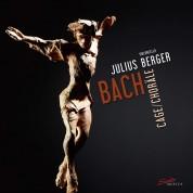 Julius Berger, Immanuel Jun Berger: Bach,Cage: Choräle - Plak