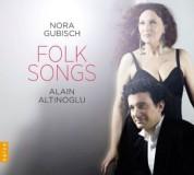 Nora Gubisch, Alain Altinoglu: Folk Songs - CD