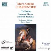 Herve Niquet: Charpentier, M.-A.: Sacred Music, Vol. 3 - CD