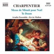 Kevin Mallon: Charpentier, M.-A.: Messe de Minuit pour Noel / Te Deum - CD