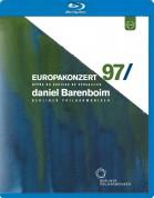 Daniel Barenboim, Berliner Philharmoniker: Europakonzert 1997 - BluRay