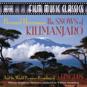 William Stromberg: Herrmann: Snows of Kilimanjaro (The) / 5 Fingers - CD