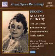 Puccini: Madama Butterfly (Gigli, Dal Monte) (1939) - CD