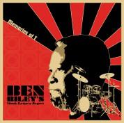 Ben Riley, Ben Riley's Monk Legacy Septet: Memories of T - CD