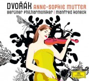 Anne-Sophie Mutter, Berliner Philharmoniker, Manfred Honeck: Dvořák: Violin Concerto - CD