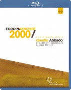 Berliner Philharmoniker, Claudio Abbado: Europakonzert 2000 from Berlin - BluRay