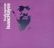 Isaac Hayes: Soul Legends - CD