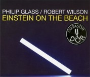 Philip Glass, Robert J. Wilson: Glass: Einstein on the Beach - CD