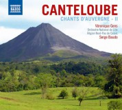 Véronique Gens: Canteloube: Chants D'Auvergne (Selections), Vol. 2 / Chant De France / Triptyque - CD