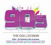 Çeşitli Sanatçılar: 90's Collection - CD