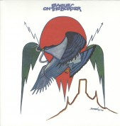The Eagles: On The Border - Plak
