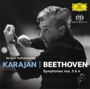 Berliner Philharmoniker, Herbert von Karajan: Beethoven: Symphonien 5+6 - SACD