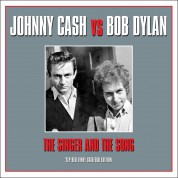 Johnny Cash, Bob Dylan: The Singer And The Song - Plak