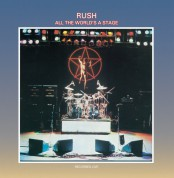 Rush: All The World's A Stage - Plak