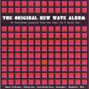 Çeşitli Sanatçılar: The Original New Wave Album - CD