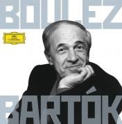 Berliner Philharmoniker, Chicago Symphony Orchestra, Hélène Grimaud, London Symphony Orchestra, Krystian Zimerman: Bartok: Boulez Conducts Bartók - CD