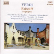 Verdi: Falstaff (Highlights) - CD