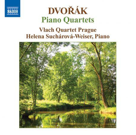 Helena Sucharova-Weiser: Dvorak, A.: Piano Quartets - CD