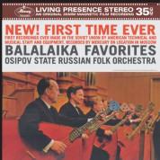 Osipov State Russian Folk Orchestra, Vitaly Gnutov: Balalaika Favorites - Plak