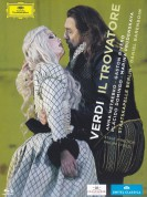 Anna Netrebko, Daniel Barenboim, Gaston Rivero, Marina Prudenskaya, Plácido Domingo, Staatskapelle Berlin: Verdi: Il Trovatore - BluRay